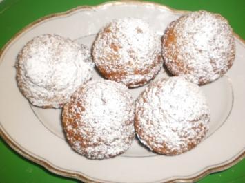 Bananen-Muffins - Rezept