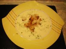 Tina`s Spargelcreme-Suppe - Rezept
