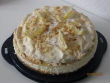 Lemon - Curd - Baiser - Torte - Rezept
