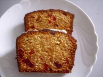 Rezept: Rührkuchen