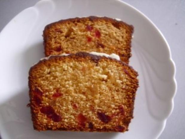 Rührkuchen - Rezept