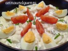 Mayonaisen-Kartoffelsalat - Rezept