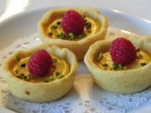 Tartelette au citron - Rezept