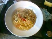 M & M - Maccaroni Margherita - Rezept