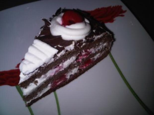 Schwarzwälder Torte - Rezept - Bild Nr. 2
