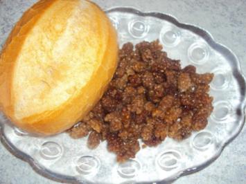 Maulbeeren aus der Pfanne - Rezept