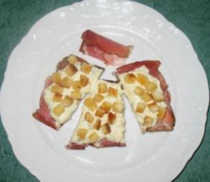 Snack/Brot - Obatzda... mild-fruchtige Variation - Rezept