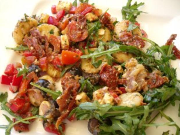 Gnocchi-Salat - Rezept - Bild Nr. 2