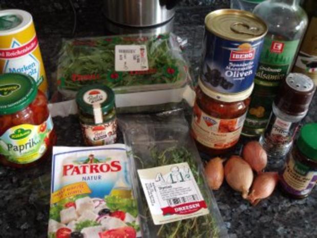 Gnocchi-Salat - Rezept - Bild Nr. 3