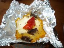 Mozzarella gegrillt - Rezept