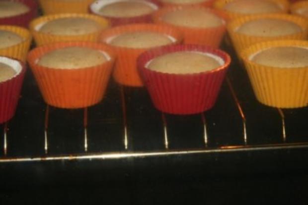 Muffin mit Baileys Cupcake - Rezept - Bild Nr. 4