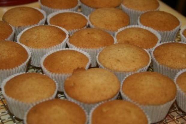 Muffin mit Baileys Cupcake - Rezept - Bild Nr. 6