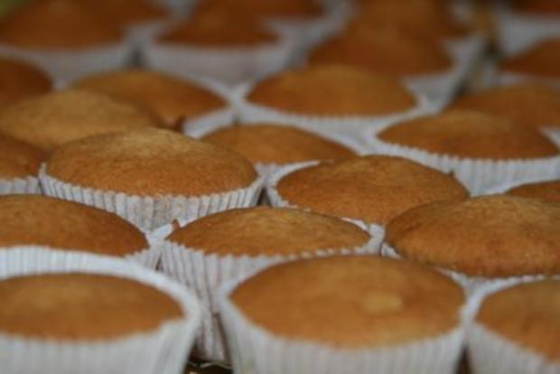 Muffin mit Baileys Cupcake - Rezept - Bild Nr. 9