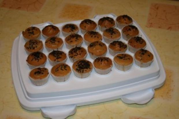 Muffin mit Baileys Cupcake - Rezept - Bild Nr. 13