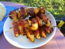 Potato-Baconspieße vom Grill - Rezept