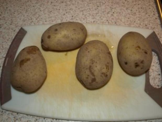 gefüllte Kartoffeln - Rezept - Bild Nr. 3