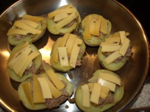 gefüllte Kartoffeln - Rezept - Bild Nr. 5