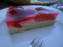 Erdbeertorten - Rezept