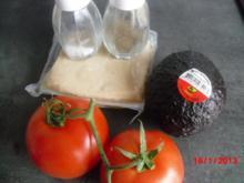 Avocado & RäucherTofu - Rezept