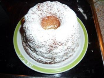 Kuchen: Gugelhupf Mini - Rezept