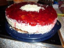 Torten: Himbeer-Joghurttorte - Rezept