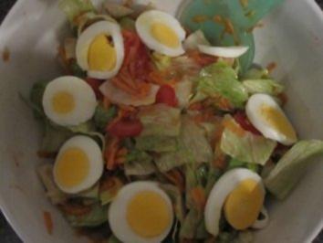 Fruchtiges Salatdressing - Rezept