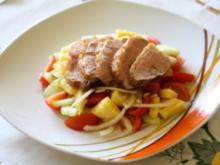 Thailändischer Salat mit Entenbrust - Rezept