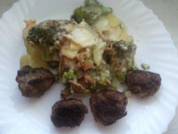 Broccoliauflauf - Rezept