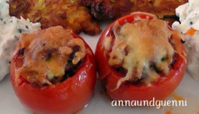 Rezept: gefüllte Tomaten