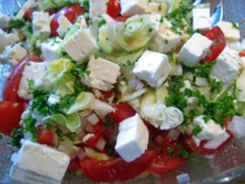 Flotter Salat... - Rezept