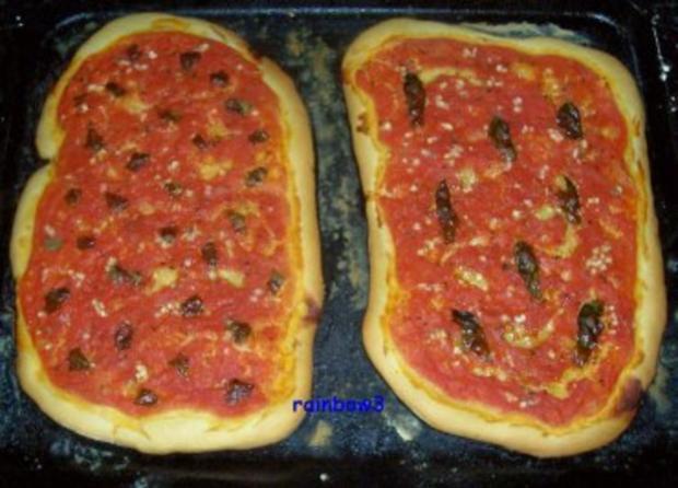 Pizza: Klassisch italienisch - Rezept