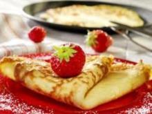 Erdbeer Crepes-Füllung - Rezept