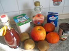Desserts: Fruchtiges Dessert aus Renates Resterampe - Rezept