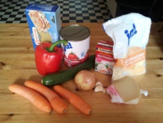 Gemüse-Lasagne - Rezept - Bild Nr. 2