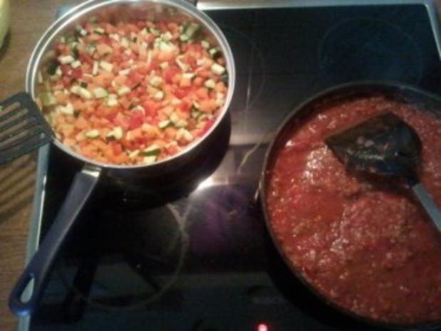 Gemüse-Lasagne - Rezept - Bild Nr. 3