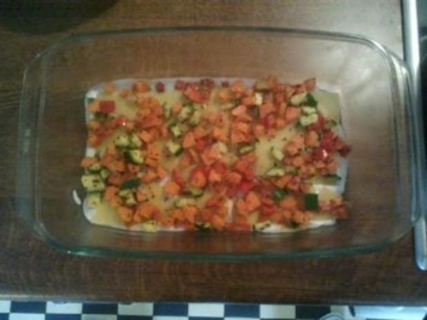 Gemüse-Lasagne - Rezept - Bild Nr. 6