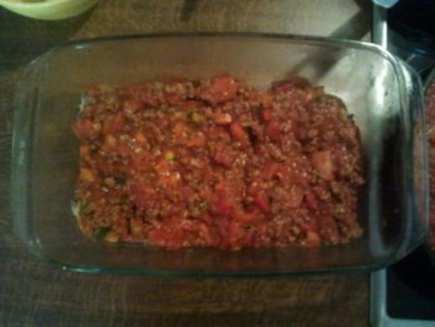 Gemüse-Lasagne - Rezept - Bild Nr. 7