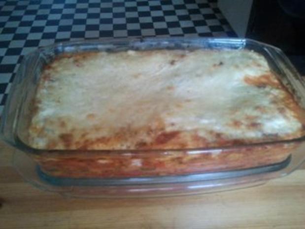 Gemüse-Lasagne - Rezept - Bild Nr. 10