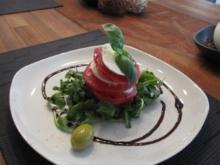 Tomaten-Mozzarella-Salat - Rezept