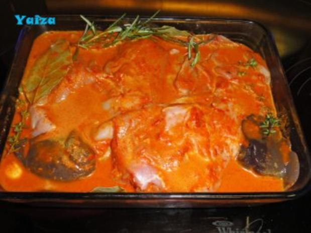 Conejo en Salmorejo - Rezept - Bild Nr. 3
