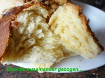 Hefe:   OSTER - BRIOCHE - Rezept
