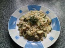 Eier-Reis mit Zucchini ( echt gut *** ) - Rezept