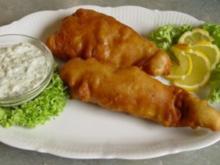 Backfisch mit Remoulade - Rezept