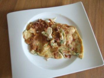 Rührei aus Chef-Chaouen - Rezept