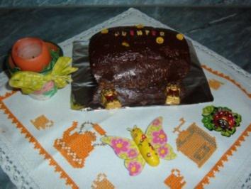 Rezept: Kuchen : Nusskuchen