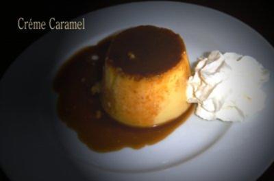 Créme - Caramel - Rezept