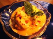 Eis-Dessert einfach - Rezept