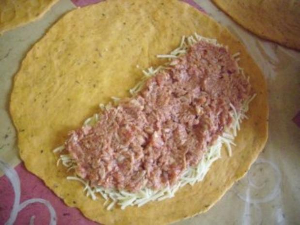 Pizzataschen - Rezept - Bild Nr. 14