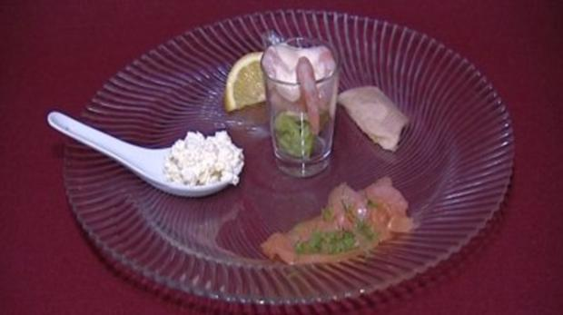 Shrimps-Cocktail (Ireen Sheer) - Rezept