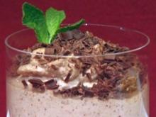 Schoko-Chilicrème mit Orangenragout (Jenny Elvers-Elbertzhagen) - Rezept